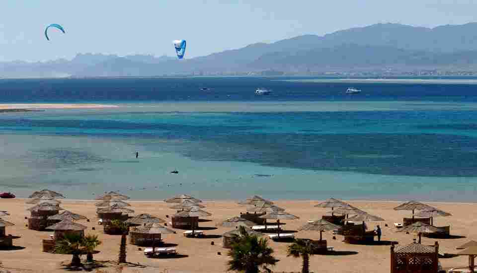 Sheraton Soma Bay Resort, Egypt